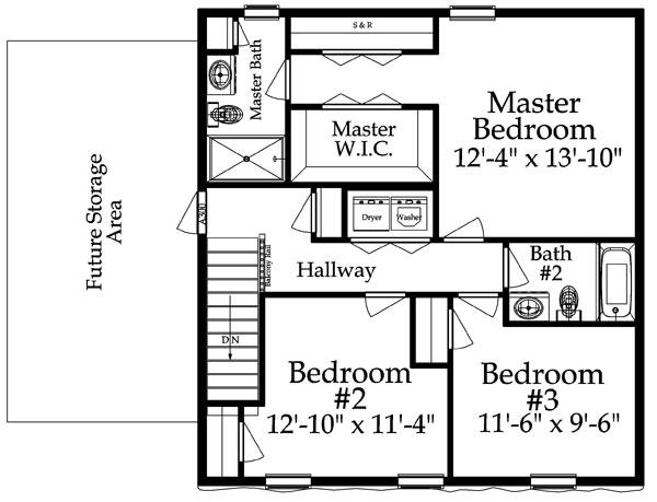 Asti 2nd Floor